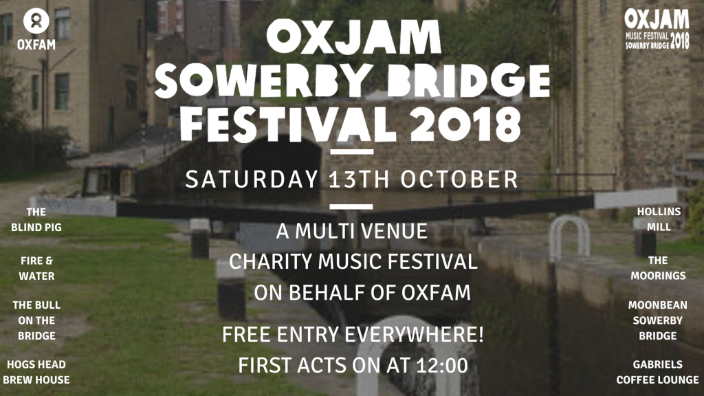 Oxjam Sowerby Bridge Festival FB Post Featured Image