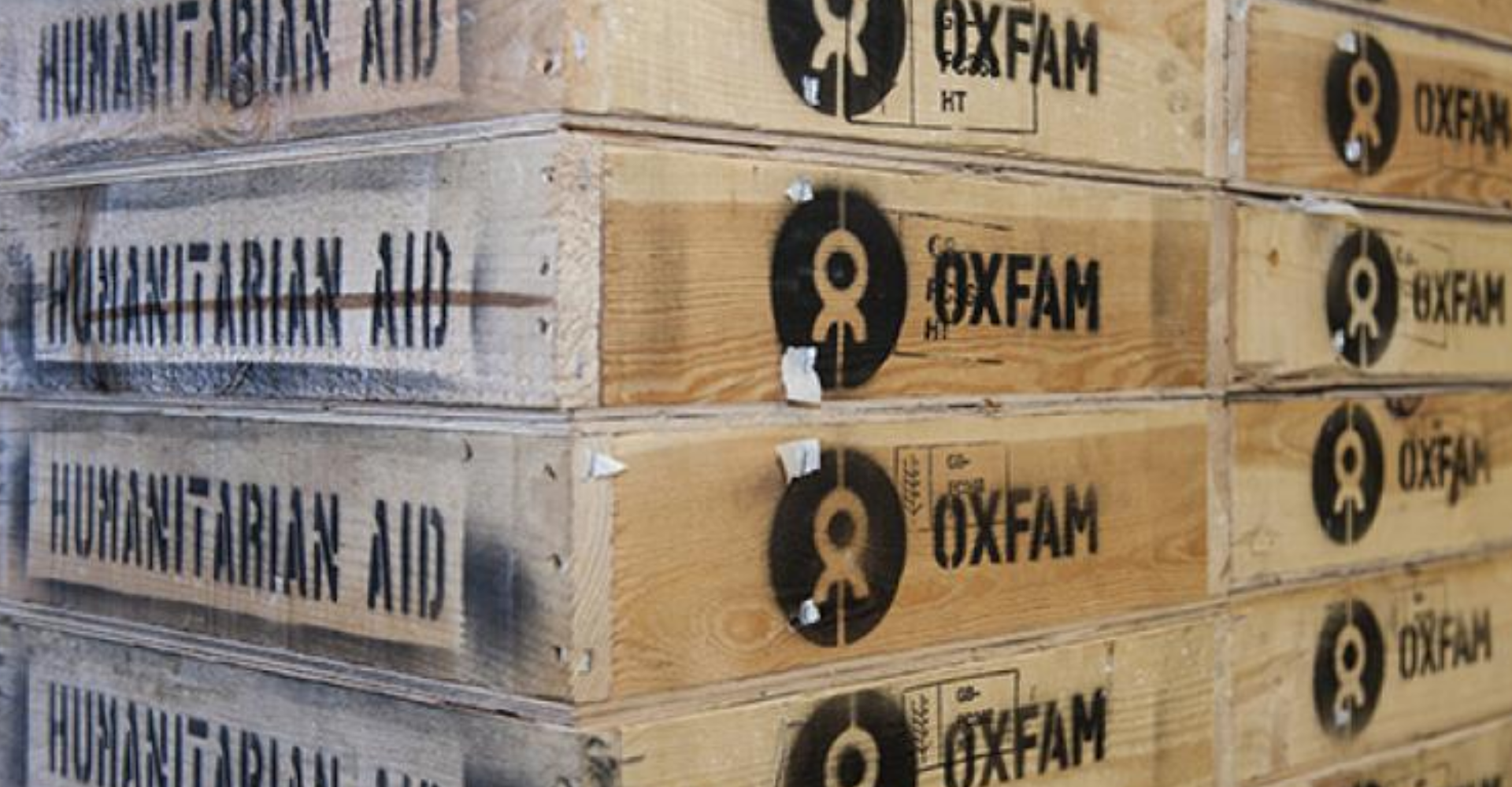 Oxfam Aid Image