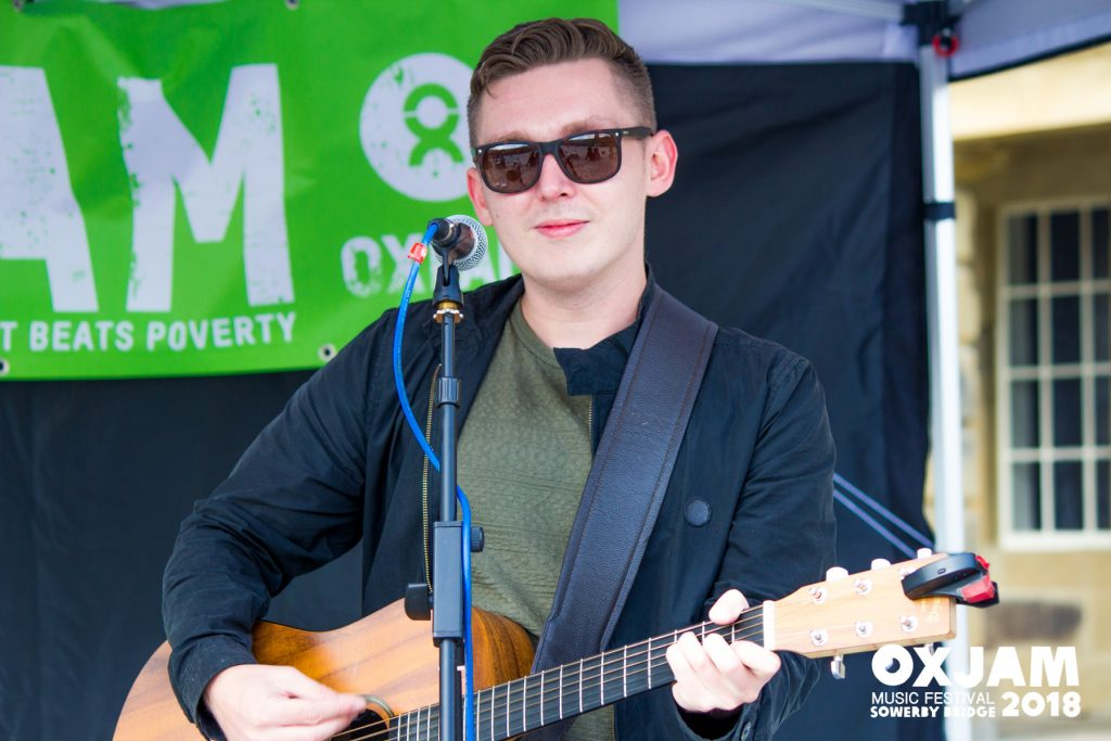 Oxjam at The Piece Hall Sunshine
