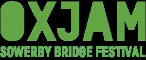Oxjam Sowerby Bridge Festival Logo
