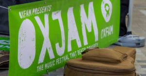 Oxjam Music Festival Banner